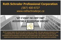 NEED AN ACCOUNTANT AND BOOKKEEPER?? CRA AUDIT EXPERIENCE!!