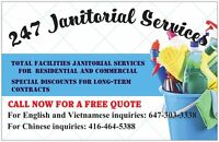247 Janitorial Services