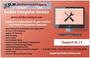 Service informatique OnSite