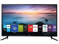 "Samsung 40"" 4K tv HARDLY USED"