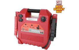 Phase 4 in 1 12v booster/ jump pack diesel/petrol usb and 2 12v charger ports