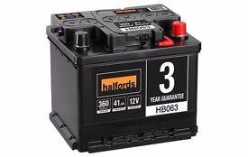 Brand New HB063 Car Battery (£25)
