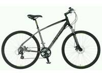 Carrera mountain bike like new rrp400