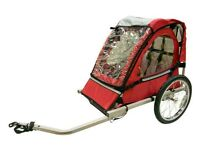 Halfords Baby/ Child bike Trailer single