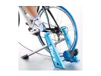Tacx Blue Matic Folding Magnetic Trainer - Great Condition - £80