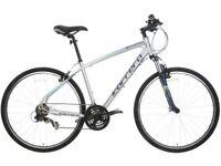 Carrera Crossfire 1 Hybrid Cycling Bike. £200 or Swap for 4x108 Alloy Wheels.