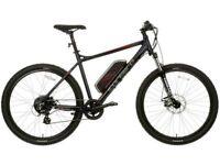 Electric Men's Mountain Bike from Halfords Model:Carrera Vengeance E18