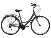 Apollo Elyse Womens Hybrid Bike Bicycle