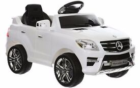 ML350 kids ride on great condition