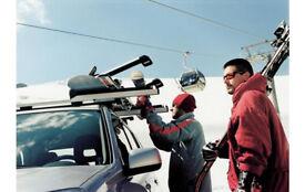 Thule Deluxe Ski Carrier