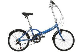 Brand new folding bike new Apollo tuck