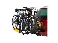 Halfords 4 Bike Tow Bar Cycle Carrier. Excellent condition