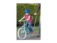 Balance Buddy for child's bike