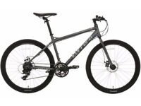 Mens Carrera Subaway One. Hybrid City Bike