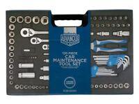Halfords Advanced 120 Piece Car Maintenance Tool Socket Set *NEW*