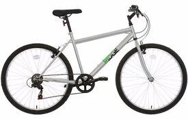 Like new Ridge mens mountain bike bought two weeks ago