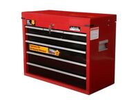 Halfords Professional Seven Drawer Tool Chest.