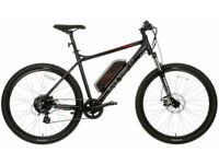Unwanted gift - hardly used Electric mountain bike - like new with reciept and insurance (1 year)