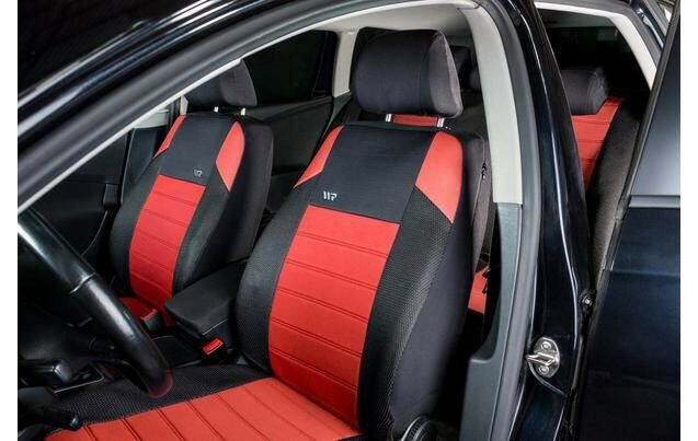 Ripspeed car seat covers (black and red) | in Taunton, Somerset ...