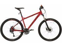 """Mens 22"""" Carerra Kraken Mountain Bike"""