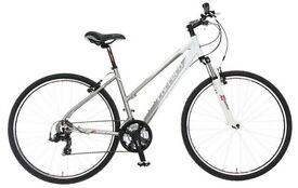 Bike Women's Carrera Crossfire 1 Hybrid