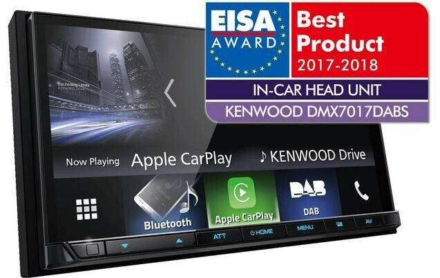 Kenwood DMX-7017DABS CarPlay & Android Auto car stereo (Brand New with Full  Warranty) | in Falkirk | Gumtree