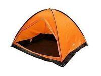 Milestone 4 Person Dome Tent Unused