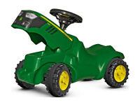 John Deere Ride on Tractor