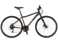 "Voodoo Marasa hybrid bike/bicycle 20"" frame...like giant specialized carrera scott hybrids"
