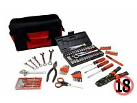 Phaze 95 Piece Tool Kit Set Brand New RRP £40