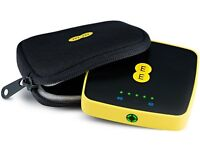 ee 4g mini mifi pay as you go as new in box with data