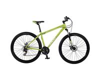 Raleigh Men's mountain bike - MTrax size 18
