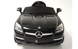 Kids Electric Car Mercedes Benz SLK