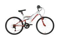 "Kids Indi unleashed mountain bicycle 24"""