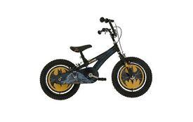 16inch Batman bike, barely used