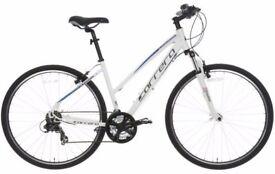 Carrera Crossfire 1 2016 Womens Hybrid Bike