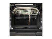 Dog guard fitting most cars