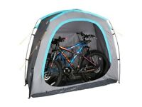 BIKE HUT - 3 Bike storage. Never used, in its original package. Price new from shop £30