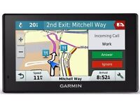 """RRP £189 // Garmin DriveAssist 50 LMT-D 5"""" Sat Nav with UK and Ireland Maps and Built-in Dash Cam"""