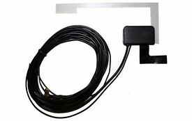 DAB AERIAL - FROM HALFORDS Autoleads DAB Film Antenna SMB - DAB-AA1
