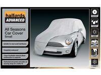 Halfords All Seasons Car Cover, small, silver, BNIB, RRP £49.99