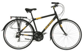 Raleigh Loxley Mens/Womes/Unisex Hybrid Bike - 18""