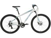Carrera Vengeance Womens Mountain Bike -16inch Frame - almost new
