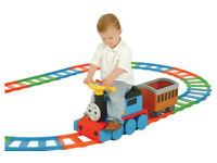 Thomas the Tank Engine Ride On Train and Track