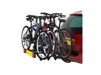 Halfords 4 Bike Tow Bar Cycle Carrier - *NEW IN BOX*