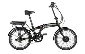 """Brand new coyote connect electric bike 20"""" can post UK"""