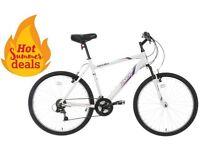 £70 each 2 x Women's Apollo mountain bike used twice