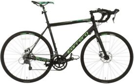 Carrera Vanquish Disc Mens Road Bike - Black