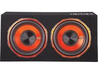 "Edge 12"" Twin Active Subwoofer"