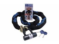 Oxford Heavy Duty Chain Lock 1 Metre